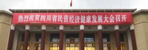 四川省民营经济健康发展大会隆重召开 全球搜助力民营企业互联网转型发展