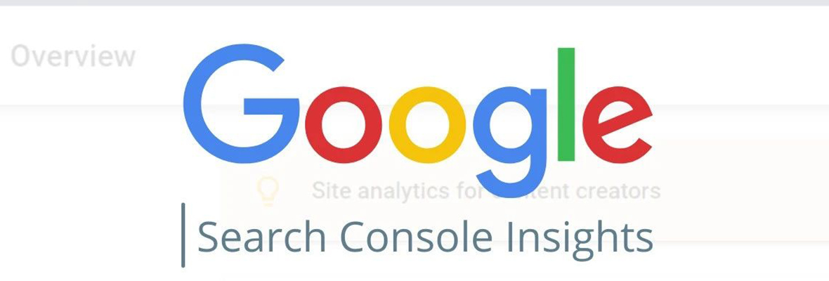 谷歌工具  网站内容创作神器:Search Console Insights